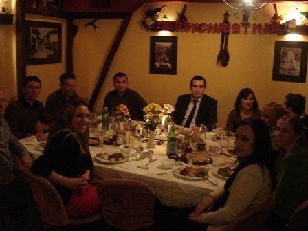 UBT shtroi dark për gazetar për festat e fundvitit !