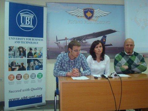 Xhejms Berisha vazhdon lobimin për njohjen e Kosovës