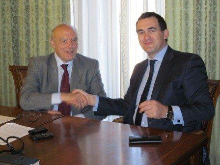 UBT  nënshkruan  marrëveshje  bashkëpunimin me Universitetin Parthenope