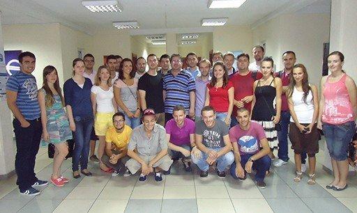 Nisi punimet e Institucionit të lartë arsimor Veror  i  UBT-së