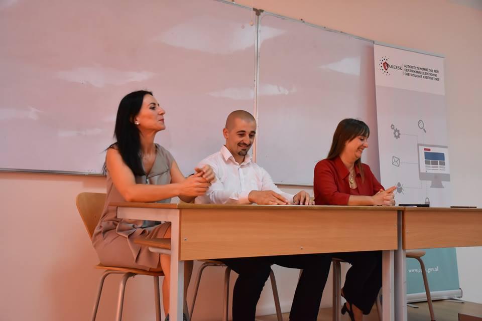 UBT-CERT mban sesion informues për Akademinë e CSP-së në Universitetin Politeknik të Tiranës