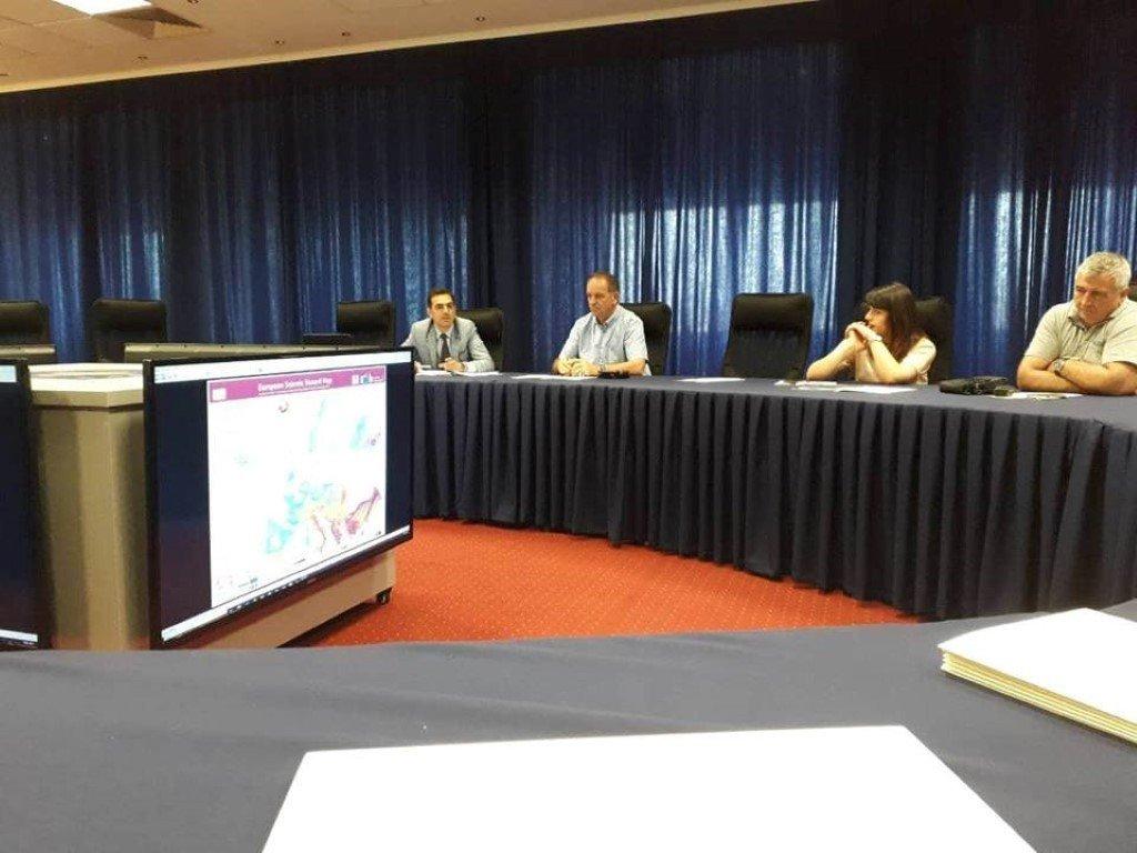 UBT merr pjesë në takimin për aplikimin dhe përgatitjen e anekseve kombëtare të Eurokodeve në Kosovë