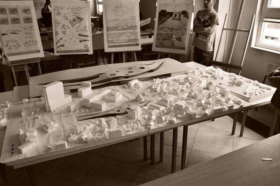 Studentët e UBT-së ideojnë projekte të veçanta arkitektonike