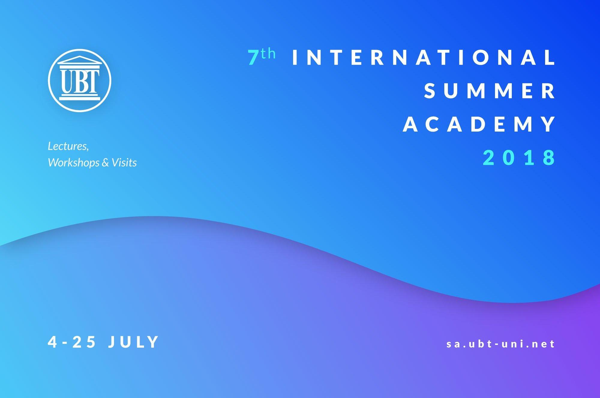 Javën tjetër nisi Akademia Ndërkombëtare Verore e UBT-së – Aplikimi ende i hapur (Foto&Video)
