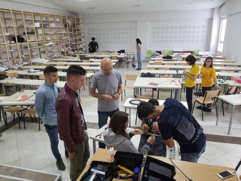 Në ANV-në e Arkitekturës studentët po vazhdon konkretizimi i projekteve të studentëve