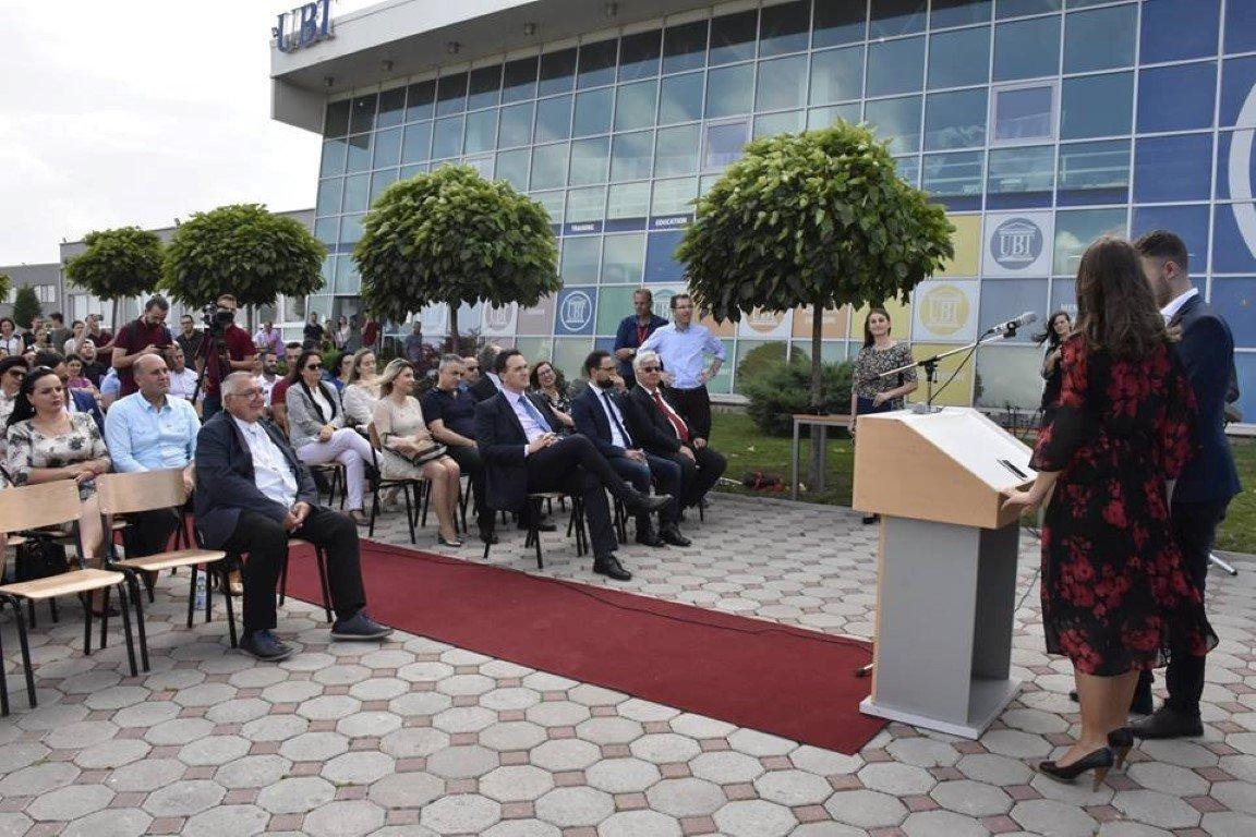 UBT hap zyrtarisht Akademinë Ndërkombëtare Verore