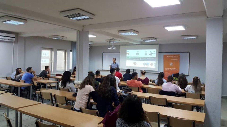 Interesim i madh i pjesëmarrësve për të diskutuar mbi sigurinë e të dhënave personale dhe kriptovalutat