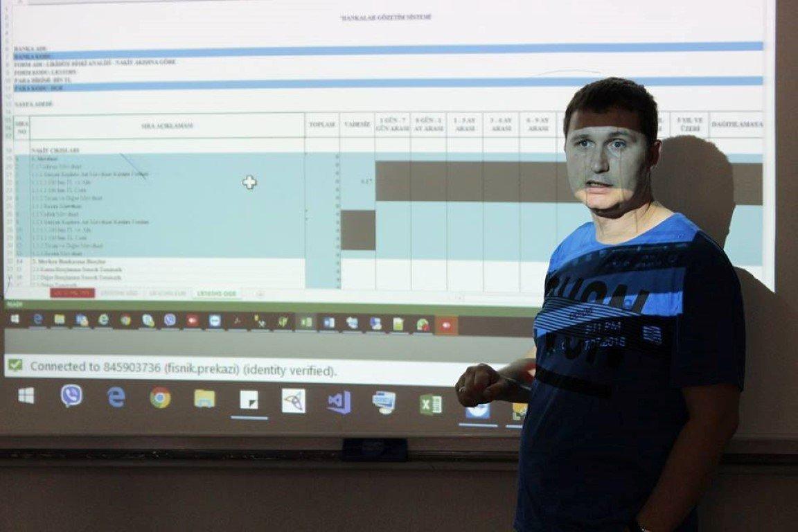 Në ANV-në e SI-të mësohet për programimin e bazës së të dhënave