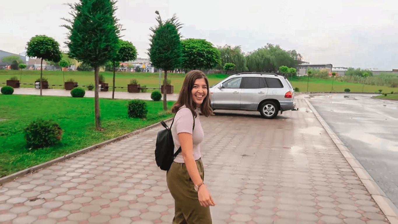 Maturantja Lisa Shaqiri zgjodhi UBT-në për të vazhduar studimet universitare (Video)