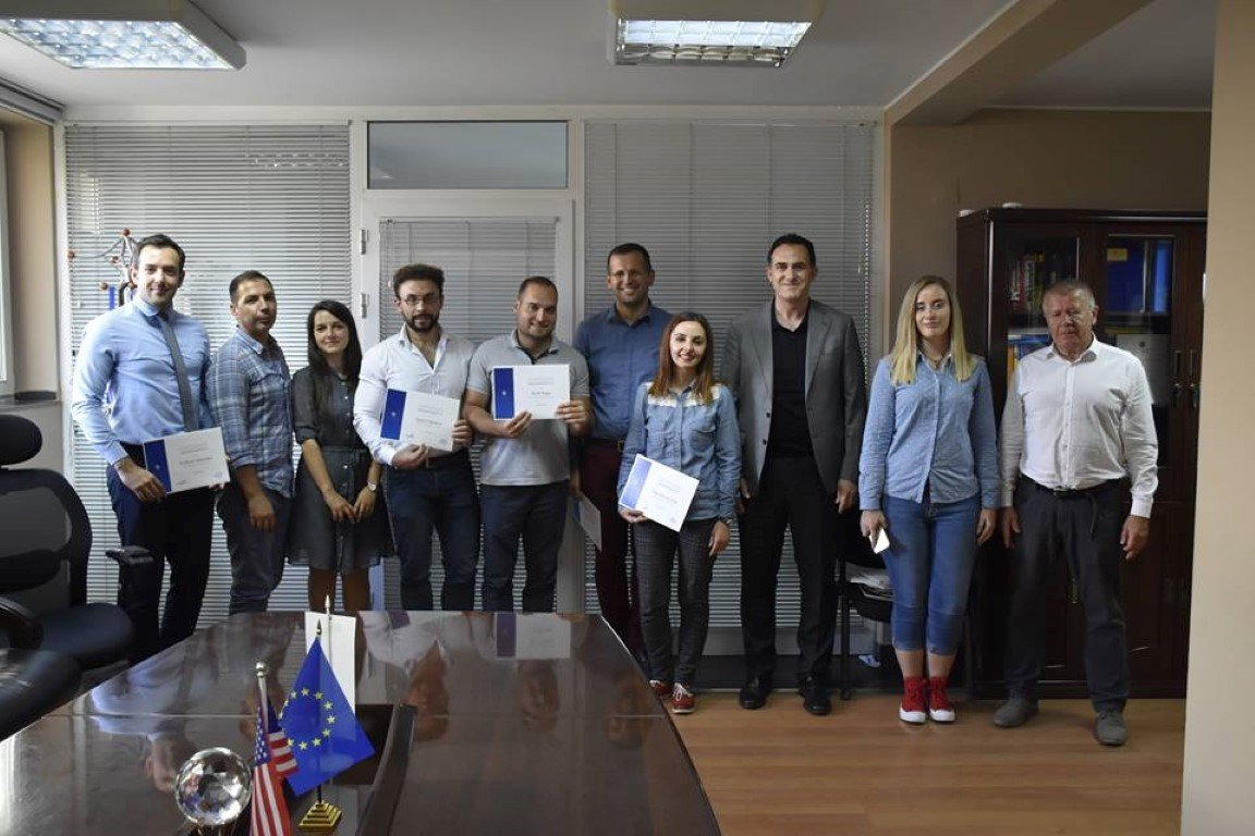UBT certifikon pjesëmarrësit e Shkollës Përgatitore të Doktoraturës