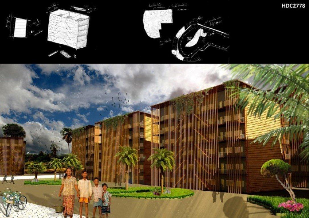 Studentët e arkitekturës në UBT garues në konkursin për 20 mijë dollarë në Mbretërinë e Kamboxhis