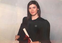 Anesa Mustafa, shembulli i studentes që përfitoi nga partneriteti ndërkombëtar i UBT-së