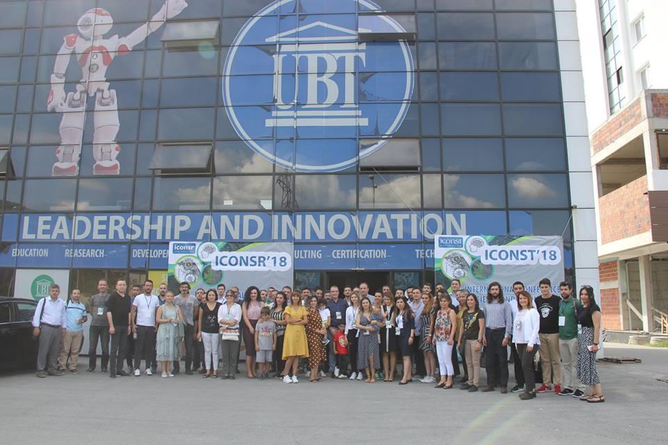 """Konferenca """"ICONSE'18"""" mblodhi mbi 300 pjesëmarrës nga e gjithë bota"""