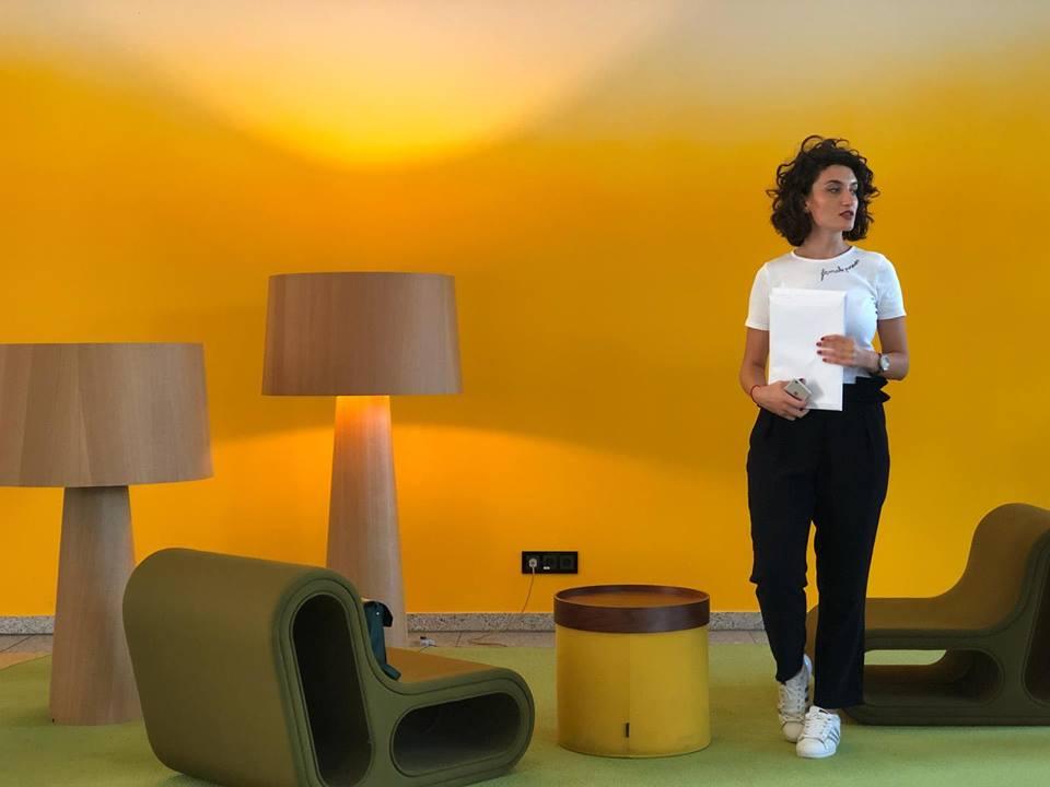"""Studentja e UBT-së, Emira Halimi punësohet në kompaninë ndërkombëtare """"Quipu"""""""