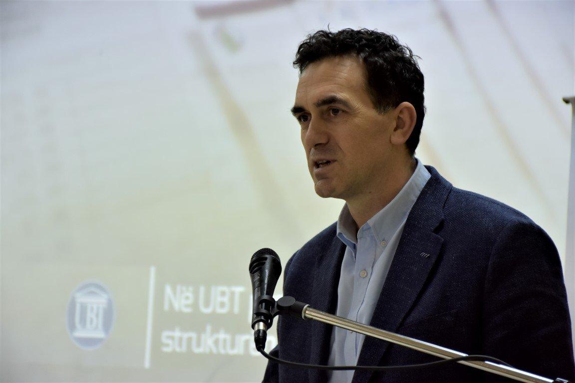 Rektori Hajrizi, pjesëmarrës në konferencën ndërkombëtare akademike të SAP-it, në Gjermani