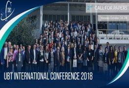 UBT po kryen përgatitjet për organizimin e Konferencës Ndërkombëtare për Shkencë, Teknologji, Biznes dhe Inovacion