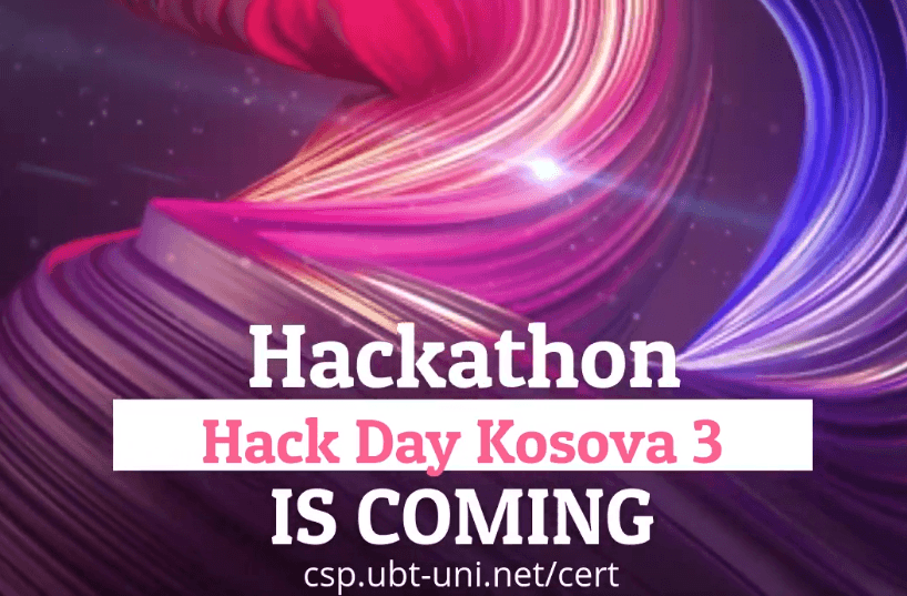 Hack Day Kosova 3 po vjen – Aplikimi ende i hapur (VIDEO)