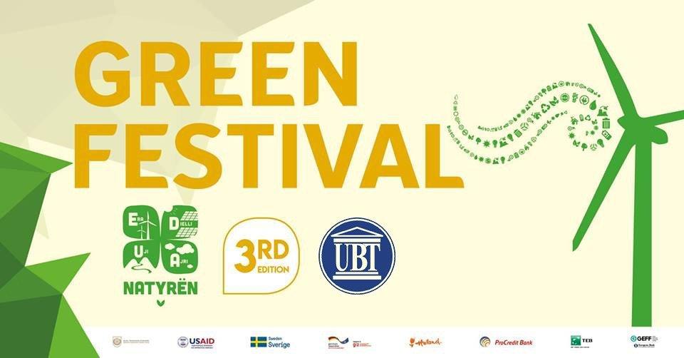 UBT do të marrë pjesë në Festivalin e Gjelbër
