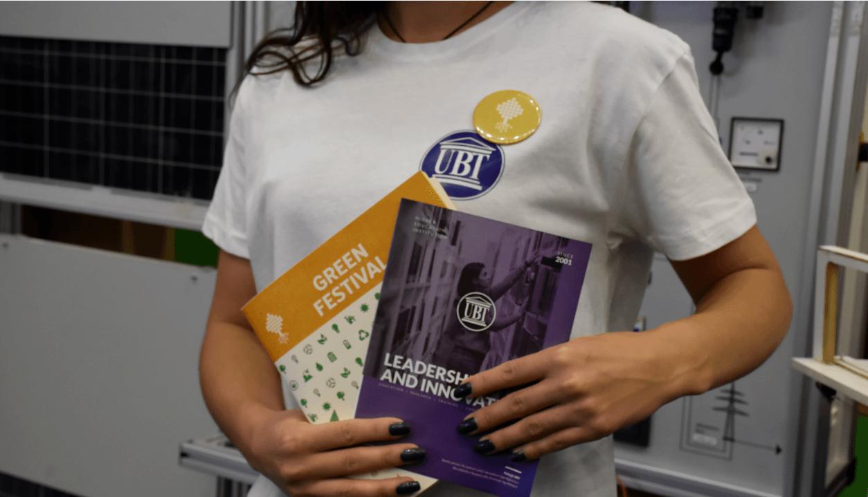 UBT po merr pjesë në Festivalin e Gjelbër