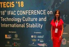 Ligjëruesja Ines Bula sjell në Kosovë titullin e shkencëtares së re më të mirë