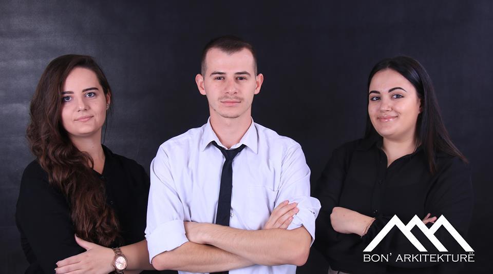 """Studentët e UBT-së themelojnë byronë projektuese """"Bon' Arkitekturë"""""""