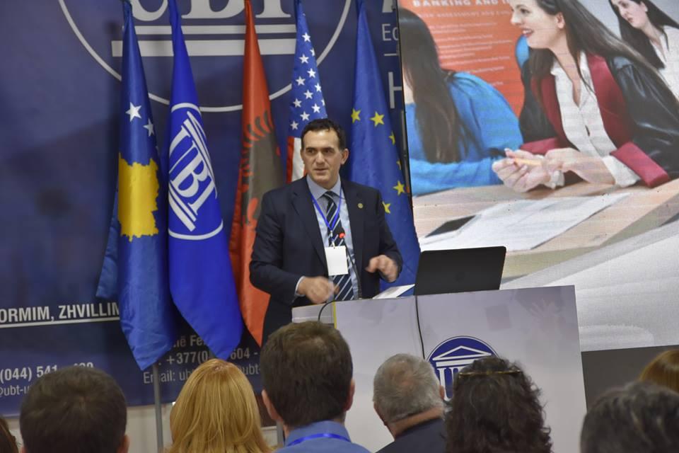 Mbi 1000 pjesëmarrës dhe 400 punime shkencore pasuruan Konferencën Ndërkombëtare e UBT-së për Shkencë, Teknologji, Biznes dhe Inovacion