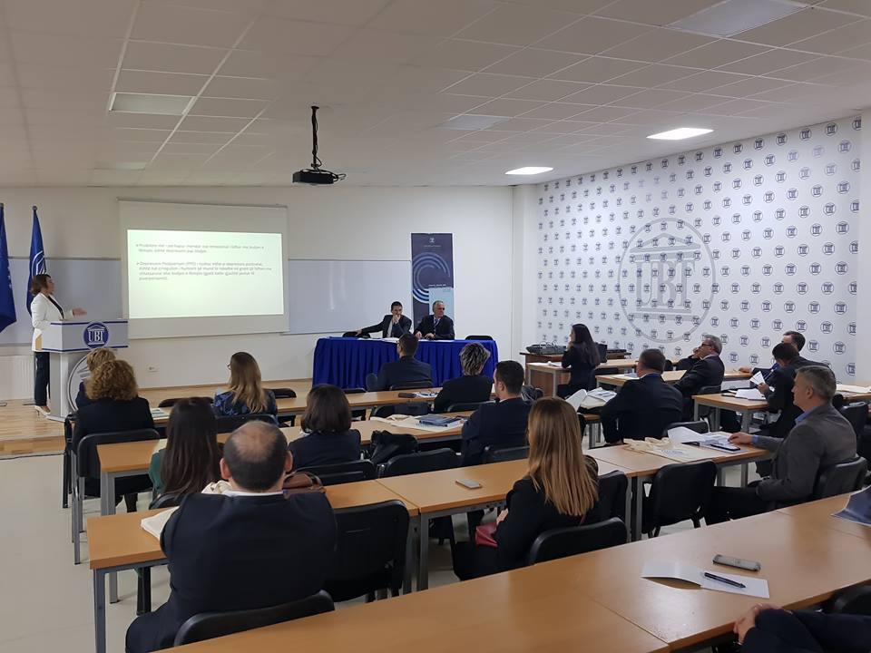 Ekspertë nga rajoni dhe Evropa prezantojnë punime shkencore në aktivitetin e Shkencave Mjekësore, Kimike dhe Farmaceutike në Konferencën Ndërkombëtare për Shkencë, Teknologji, Biznes dhe Inovacion