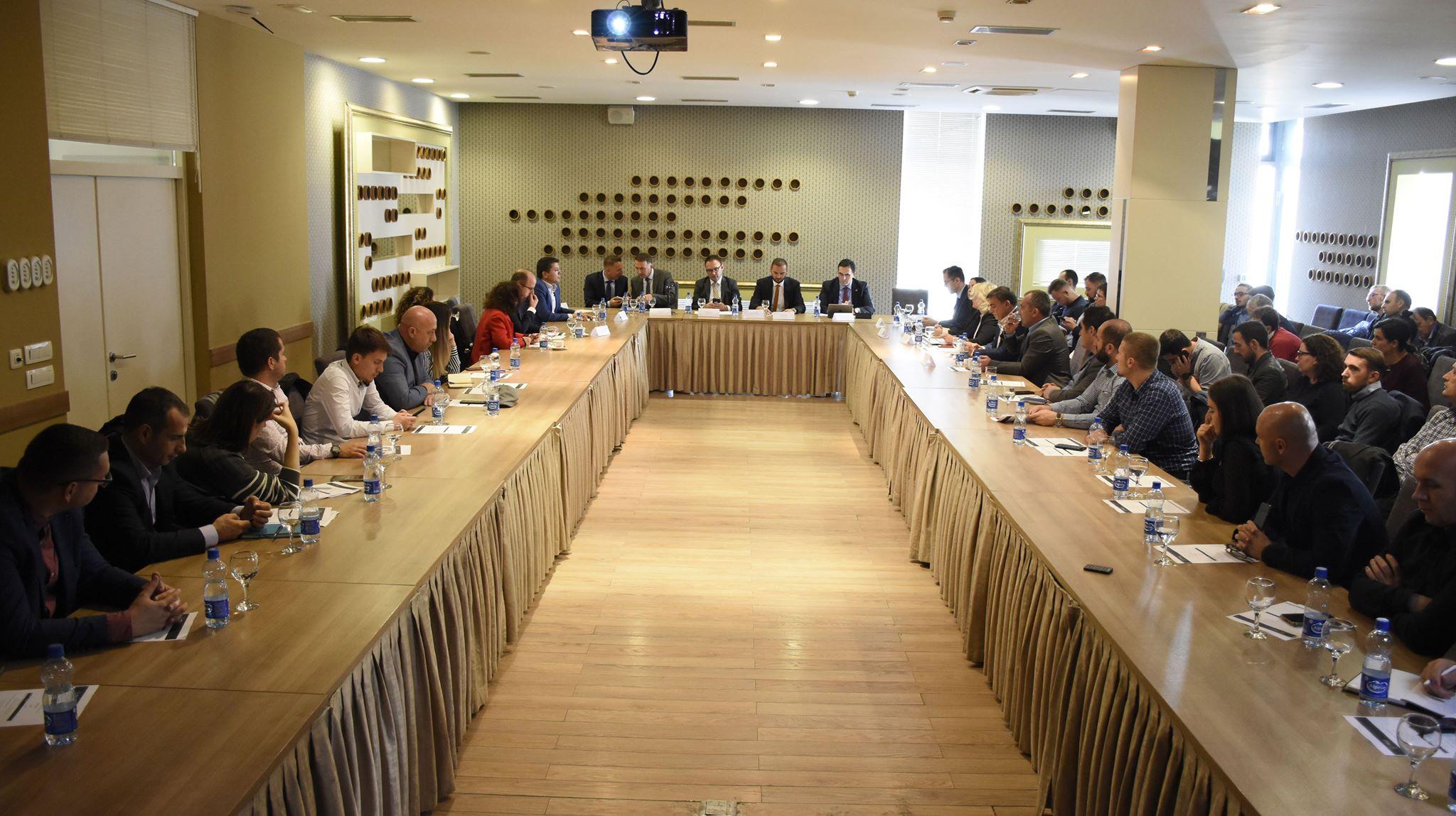 UBT dhe CSP u ndanë mirënjohje gazetarëve që kontribuuan në promovimin e sigurisë kibernetike