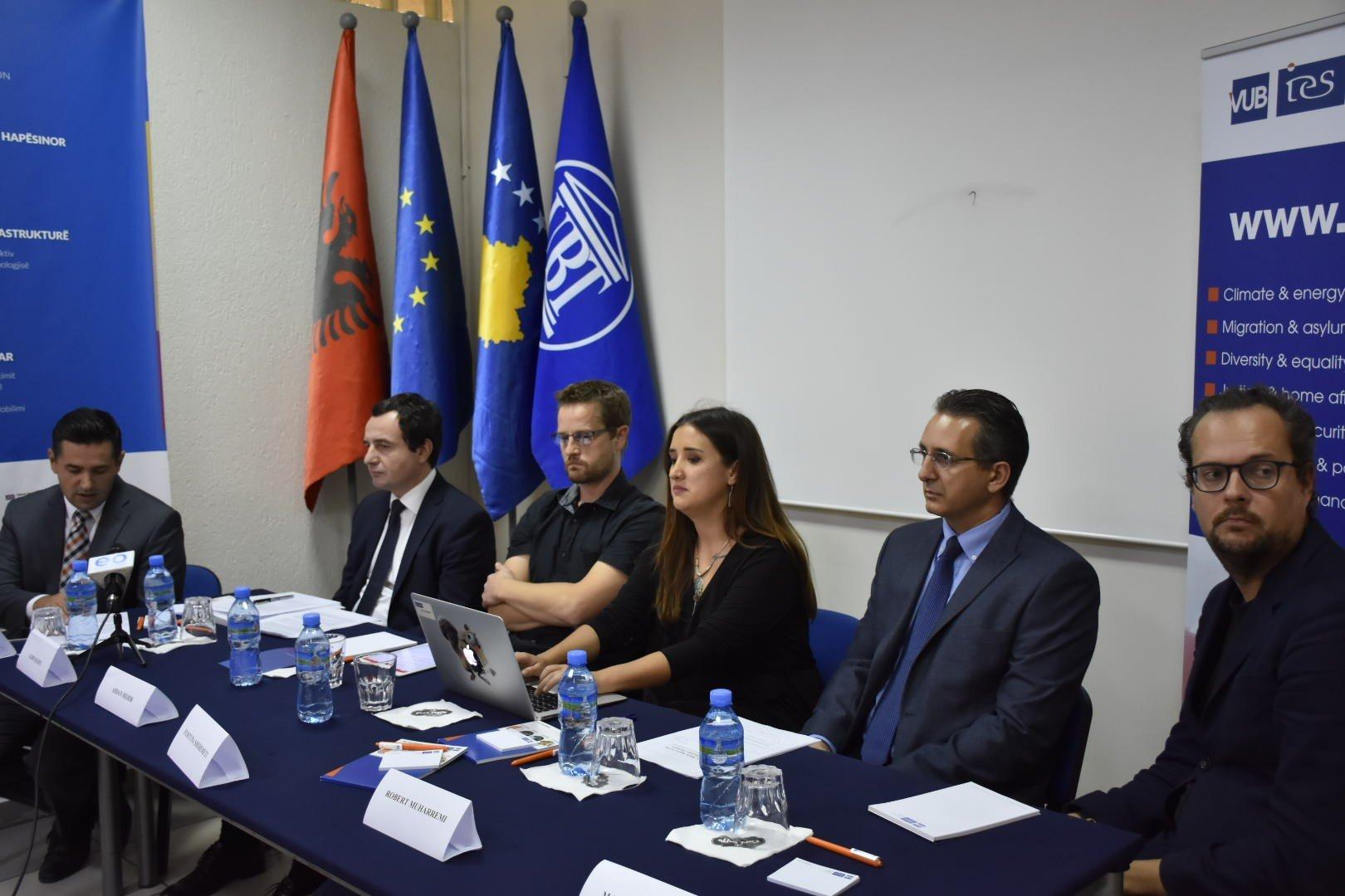 Në UBT diskutohet për rolin dhe funksionin e Dhomave të Specializuara të Kosovës