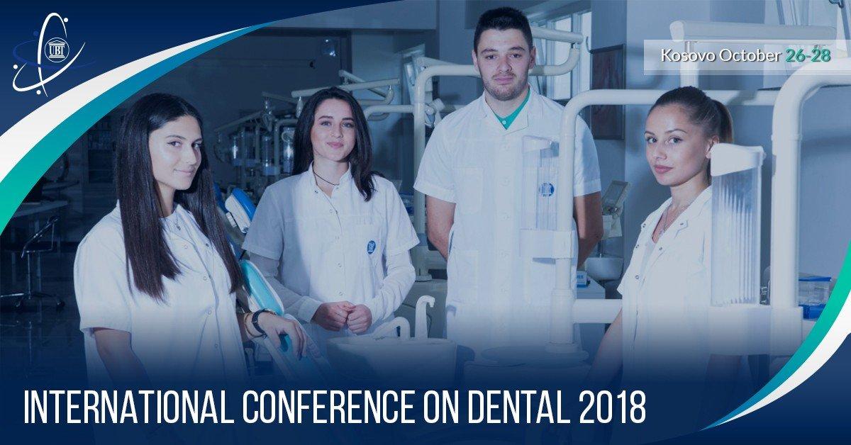 Oda e Stomatologëve mundëson marrje të pikëve për pjesëmarrësit e Konferencës Ndërkombëtare të UBT-së për Shkenca Mjekësore, Stomatologjike dhe Farmaceutike