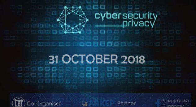"""NJOFTIM: UBT, bashkorganizatore e konferencës për siguri dhe privatësi """"Challenges in Cyberspace"""""""