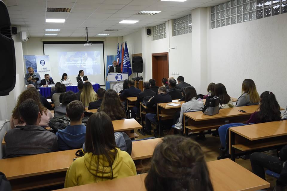 Në UBT diskutohet mbi rëndësinë e mbrojtjes së pronës intelektuale