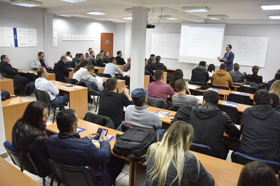 Fillon viti i ri akademik 2018-2019 në nivelin master në UBT