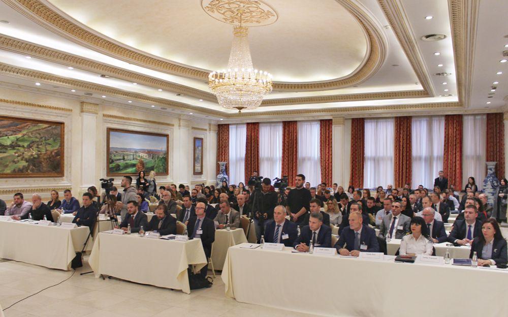 """Drenica Lauka nga UBT, pjesëmarrëse në konferencën """"E drejta e Autorit në Kohën Digjitale"""""""