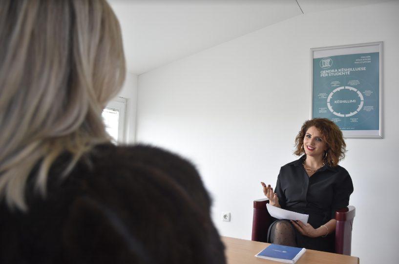 Qendra Këshilluese, mbështetje kryesore psikologjike për studentët e UBT-së (Video)