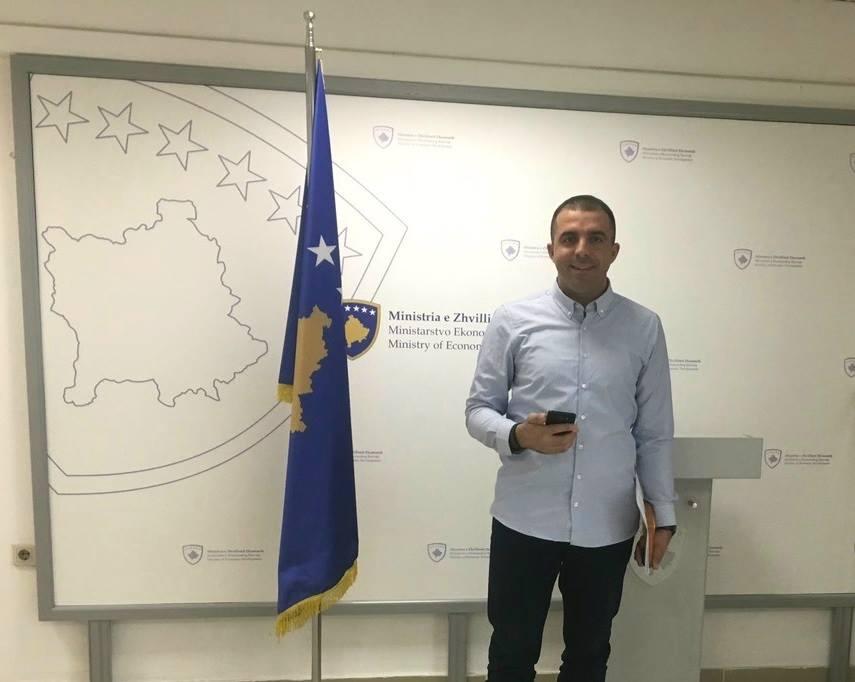 Ish-studenti Bujar Sekiraqa, udhëheqës i AKEE-së në Ministrinë e Zhvillimit Ekonomik