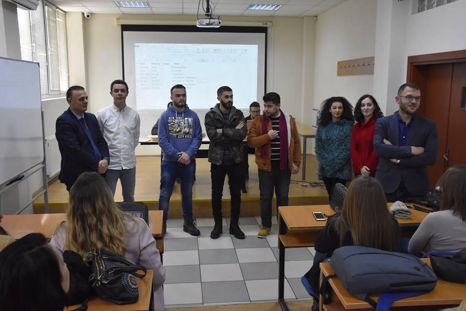 Studenti Lirim Mula zgjidhet kryetar i Këshillit Studentor në UBT