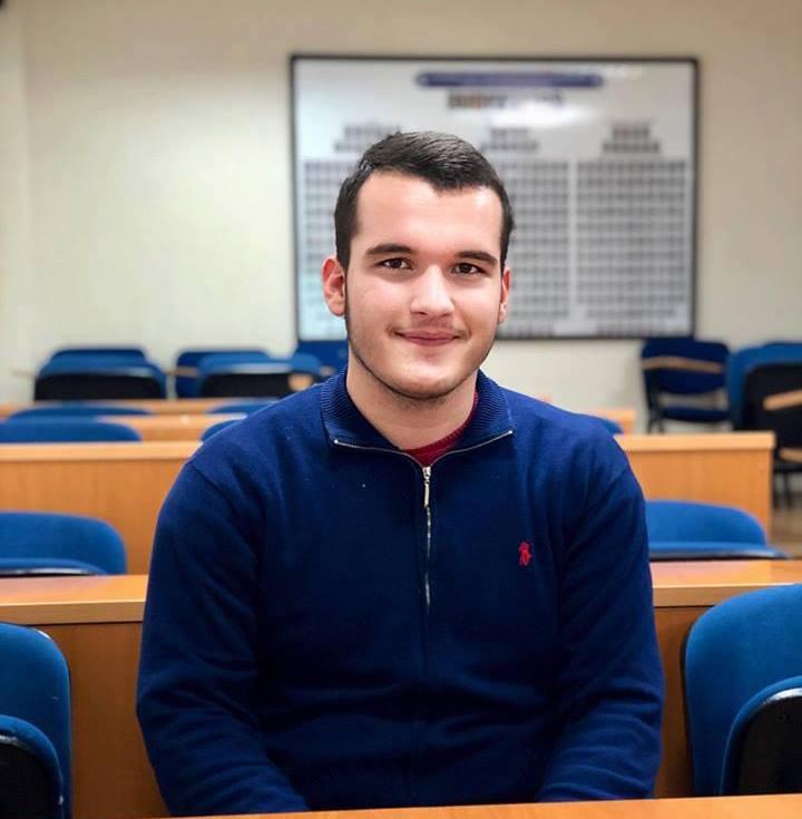 Studenti i UBT-së fillon praktikën në TEB