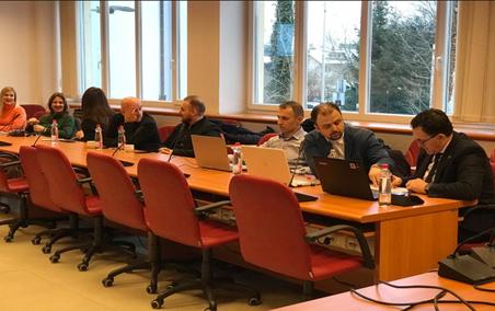 Delegacioni i UBT-së pritet në takim pune në Universitetin e Lubjanës
