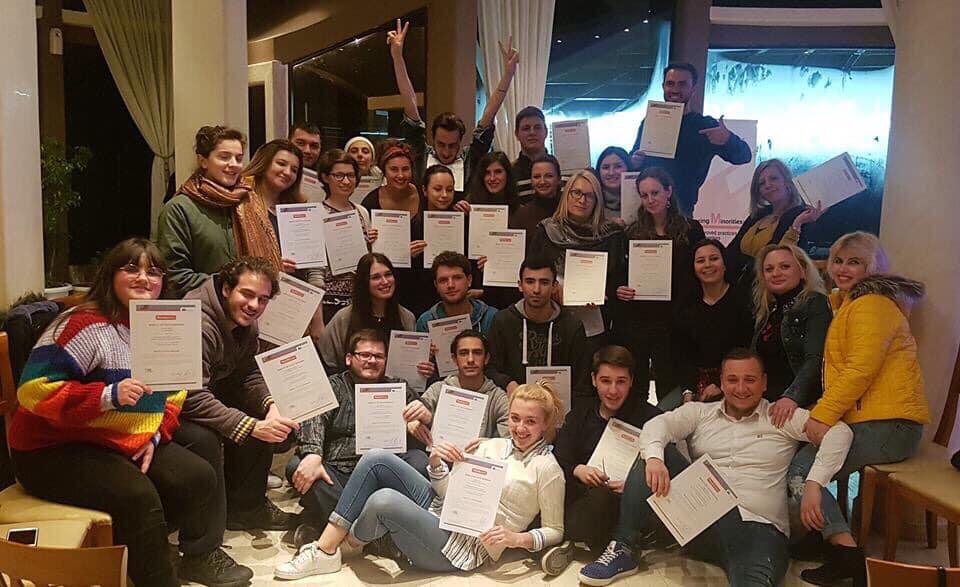 """Studentja e UBT-së përfaqëson Kosovën në projektin e Erasmus+, """"Empowering Minorities"""""""