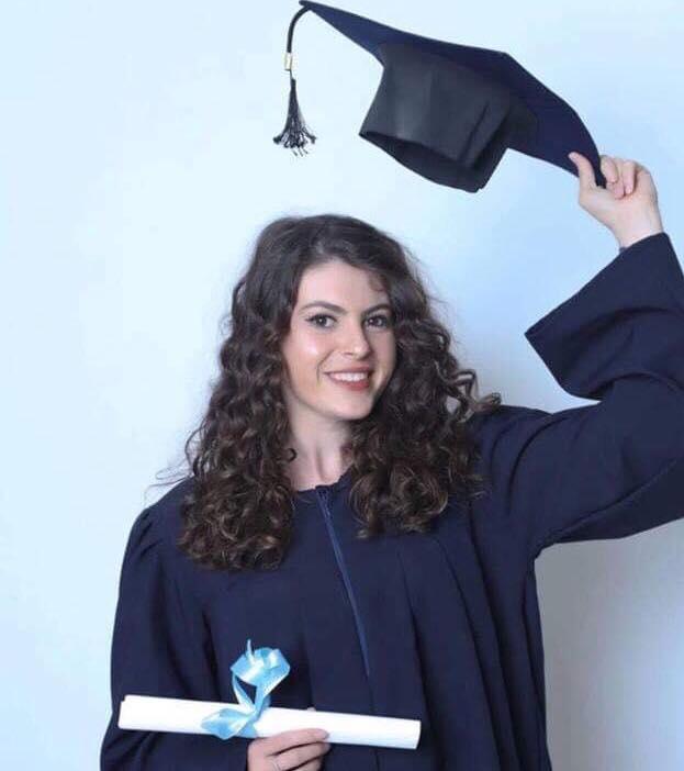 Studentja Fortesa Doqi, pjesë e programit të praktikës në Kosovo 2.0