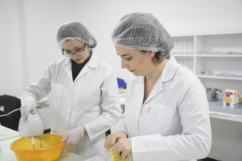Shkencat e Ushqimit dhe Bioteknologji