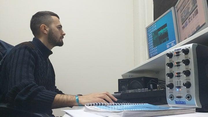 Studenti Pjetër Monreca punësohet në portalin Telegrafi