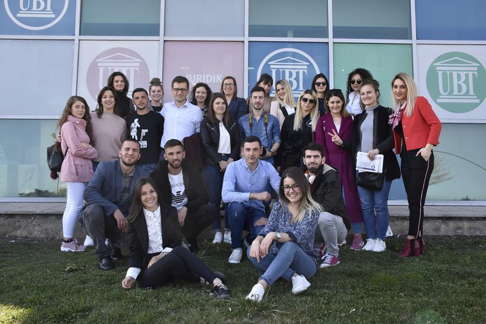 """Delegacioni i Universitetit """"Aleksandër Moisiu"""" vizitoi UBT-në – Flitet për bashkëpunimin në kuadër të projektit DIMTV"""