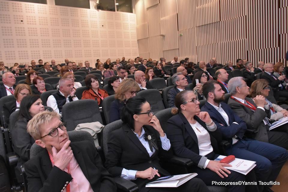 Rektori Hajrizi, panelist në BUA 2019 Conference, në Greqi