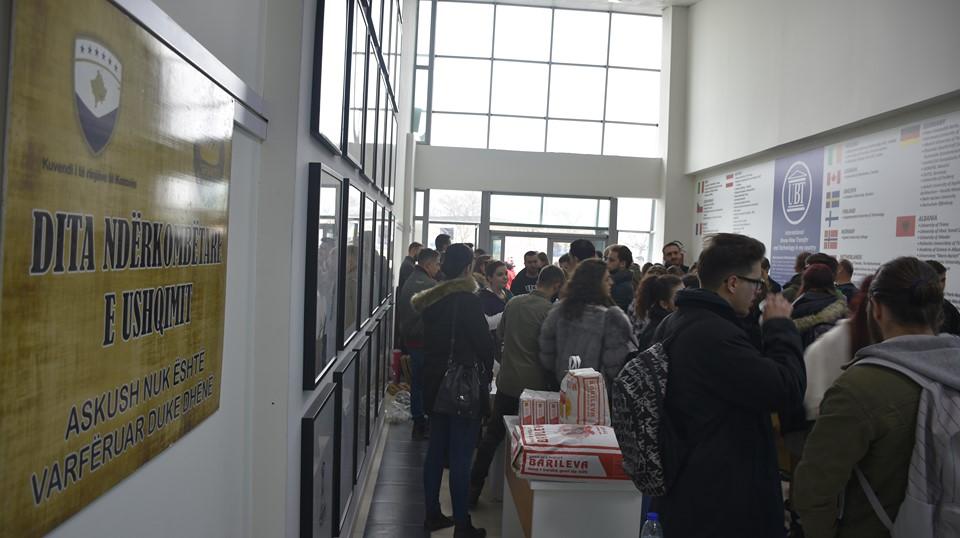 Në Panairin e Produkteve Ushqimore të UBT-së, nesër do të ekspozojnë produktet e tyre 40 kompani