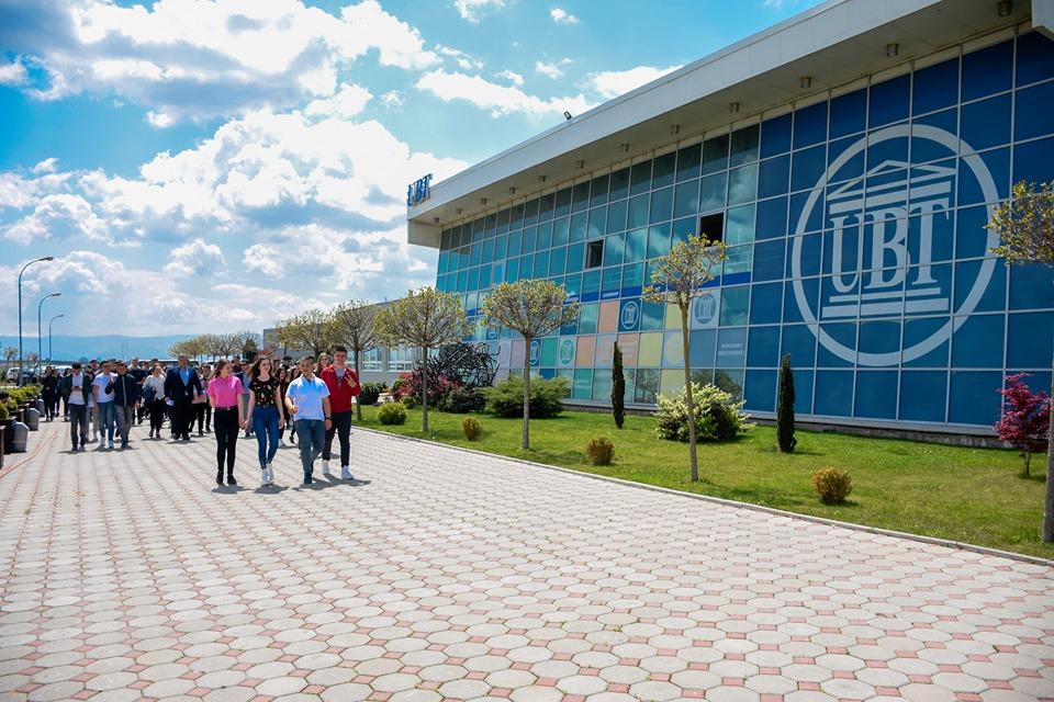 """UBT, nikoqir i projektit """"Zhvillimi dhe implementimi i programit të PhD në ICT për sistemin arsimor të Kosovës"""""""