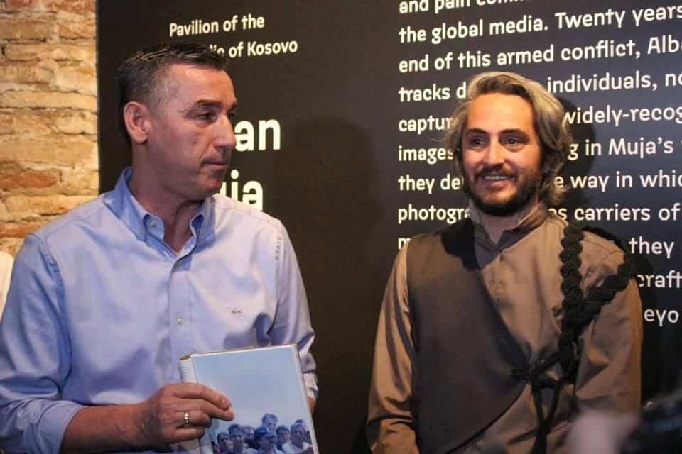 Profesori në UBT, Alban Muja përfaqëson Kosovën në ngjarjen botërore të artit pamor