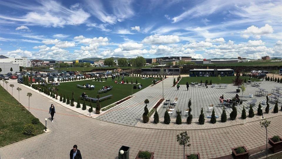 UBT shumëfishon hapësirat e rekreacionit për studentë