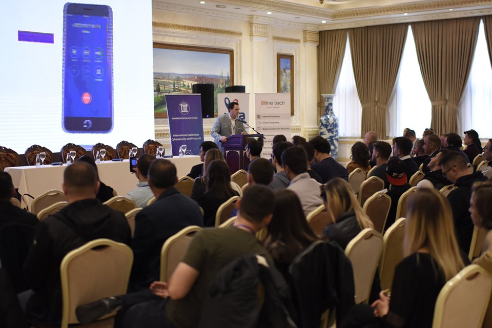 Today took place the closure of The International Conference on Cyber Security and Privacy